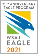 Washington State Association for Justice EAGLE Badge